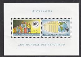 NICARAGUA   C 453 A   **   REFUGEES - Nicaragua