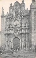 MEXIQUE - MEXICO - IGLESIA DE LA SANTISIMA - México