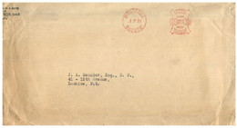 (JJ 23) Canada - Posted To Lachine (Quebec) In 1929 ? (2 Cents Postage) - Briefe U. Dokumente