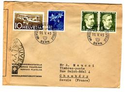 44137 - Dont Poste Aérienne - Briefe U. Dokumente