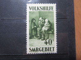 VEND BEAU TIMBRE DE SARRE N° 132 , X !!! - Unused Stamps