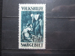 VEND BEAU TIMBRE DE SARRE N° 135 , X !!! - Unused Stamps