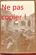 PHOTO FRANCAISE - POILUS DANS LE FORT DE LA MALMAISON A CHAVIGNON PRES DE FILAIN AISNE 1917 - GUERRE 1914 1918 - 1914-18