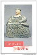 Ticket  Billet D'entrée Du Musée Du Louvre à Lens - Eintrittskarten