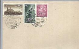 MATASELLOS 1953  SALAMANCA - 1951-60 Lettres