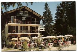 Montriond - Hôtel Restaurant Les Sapins - Zonder Classificatie