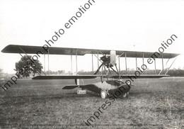 PHOTO RETIRAGE REPRINT AVION  FBA CANON FRANCE 1418 HYDRAVION - Aviazione