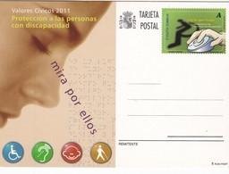 España Entero Postal Nº 186 - 1931-....