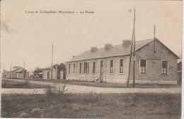 CPA   COETQUIDAN     ( 56 )     CAMP. LA POSTE - Poste & Postini