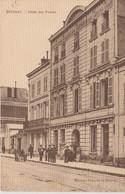 CPA   Epernay      ( 52 )     HOTEL DES  POSTES - Poste & Postini