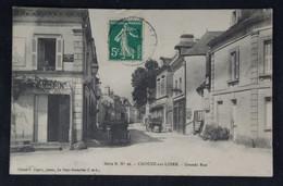 Chouzé Sur Loire - Grande Rue - Other Municipalities