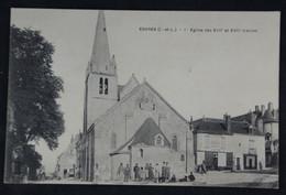 Esvres - Eglise - Other Municipalities