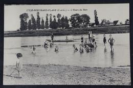 L'Ile Bouchard - Plage L'Heure Du Bains - L'Île-Bouchard