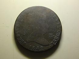 Spain 8 Maravedis 1842 - Sin Clasificación