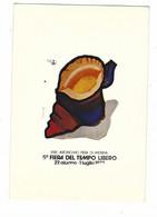 8823 - ENTE AUTONOMO FIERA DI MESSINA 5 FIERA DEL TEMPO LIBERO 1973 - Messina