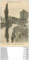 35 RENNES. Les Lavandières Laveuses Sur La Vilaine Vers 1900 - Rennes
