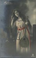 FANTASIE : Femme-Frau-Woman : Filette : Music    MIGNON - Unclassified