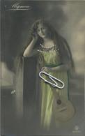 FANTASIE : Femme-Frau-Woman : Filette : Music    MIGNON - Non Classés