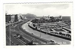 8835 - GENOVA CORSO ITALIA IL NUOVO LIDO 1957 - Genova (Genoa)