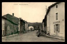55 - VIGNOT - ROUTE DE GIRONVILLE - BOUCHERIE - EDITEUR LEHE - Other Municipalities