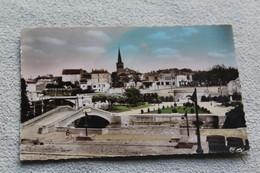 Cpsm, Muret, Le Square Ader, Haute Garonne 31 - Muret