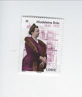 Madeleine Brès Oblitéré 2021 - Gebruikt
