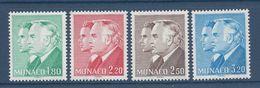 ⭐ Monaco - YT N° 1479 à 1482 - Neuf Sans Charnière - 1985 ⭐ - Unused Stamps