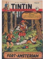 Magazine TINTIN  N°1  1953 - Tintin