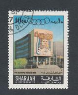 PRE OLYMPIQUE MEXICO 1968 - Sharjah