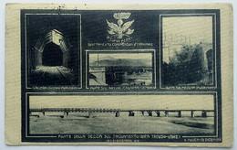 Riattamento Comunicazioni Ferroviarie PORDENONE-UDINE (Viaggiata 1919) - Unclassified