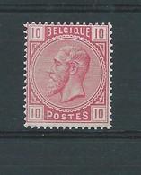 N° 38** - 1883 Léopold II