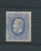 N° 31* - 1869-1883 Leopold II