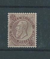 N° 49* - 1884-1891 Leopold II