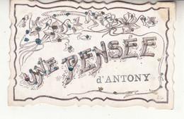 Antony - Une Pensée - Antony
