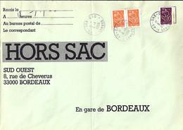 TYPE MARIANNE DE LAMOUCHE N°3739x2+3759 SUR LETTRE HORS SAC DE DAX/5.1.06 - 2004-08 Marianne De Lamouche
