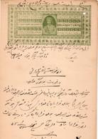 INDE - Etat Princier - DHAMI - Revenue - 1928 - Type 22 - ,8 Annas - Otros