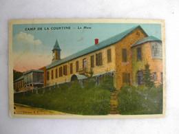MILITARIA - CAMP DE LA COURTINE - Le Mess - Casernes