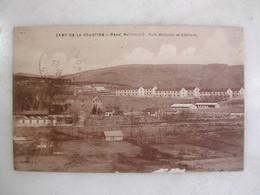 MILITARIA - CAMP DE LA COURTINE - Mess - Bâtiment C - Port Militaire Et Ateliers - Casernes