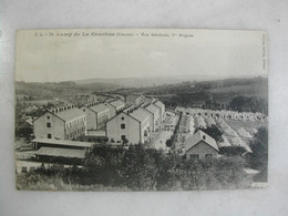 MILITARIA - CAMP DE LA COURTINE - Vue Générale - 1ère Brigade - Casernes