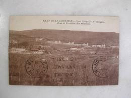 MILITARIA - CAMP DE LA COURTINE - Vue Générale - 1ère Brigade - Mess Et Pavillon Des Officiers - Casernes