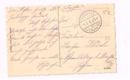 Carte Postale En Feldpost.Matrosen Artillerie Regiment.1.Marine Division.... - Briefe U. Dokumente