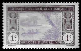 Cote D'Ivoire 1913 -   YT  41 - Nsg - Neufs