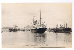 SAINT NAZAIRE  LE PORT - Saint Nazaire