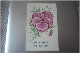 28 . N° 46812 . Epernon . Une Pensée - Epernon
