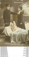 WW Guerre 1914-18 Militaires Poilus Soldats Patriotiques. Bonne-Soeur Infirmière Croix Rouge. Récompense Gerbeviller - War 1914-18