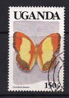 Uganda: 1989   Butterflies   SG754    150/-    Used - Uganda (1962-...)