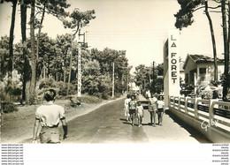 Photo Cpsm 17 SAINT-TROJAN. Boulevard Pierre-Wiehn Sur Ile D'Oléron 1960 - Ile D'Oléron