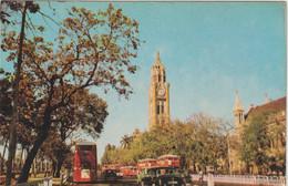 Asie :  Inde : Bombay :  Rajabai  Tower , , Bus - India