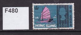 Hong Kong 1928 Sea Craft $1.30 - Gebraucht