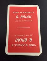 Jeu Complet En TB état De 32 Cartes Publicitaires VINS D'ANGILL'S - R. BRIAU - LES AIX D'ANGILLON - 32 Cards